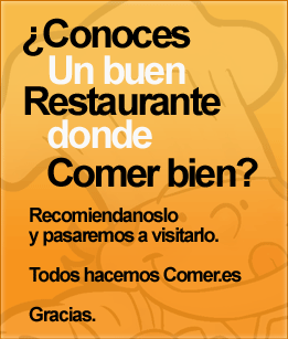 conoces un restaurante donde comer bien?