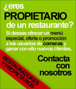 propietarios y restauradores comer bien